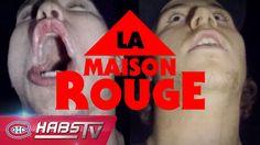 Les Canadiens de Montréal visitent une maison hantée------  HabsTV a envoyé Brendan Gallagher et Nathan Beaulieu à La Maison Rouge de La Ronde pour l'Halloween. C'était glorieux.