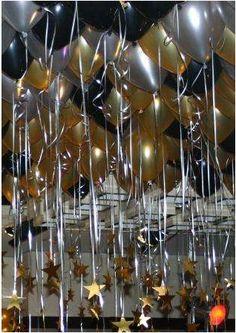 Decoración de techos para fiestas, ¡lúcete con las últimas tendencias! | Fiesta101