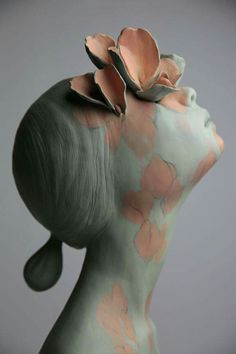 """Grow"" by Gosia Sculpture"