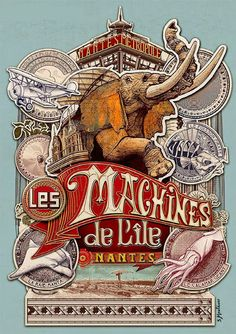 MACHINES DE L'ILE DE NANTES