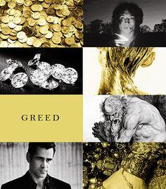 Seven Deadly Sins: Greed (Covetousness, Avarice) Half Angel Half Demon, Types Of Angels, Character Inspiration, Character Design, Greek Mythology Art, 7 Sins, My Fantasy World, The Secret World, Demonology