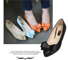 Bow flats...love, especially since they are pretty affordable