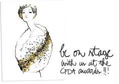 The beautiful illustrations of Garance Doré.
