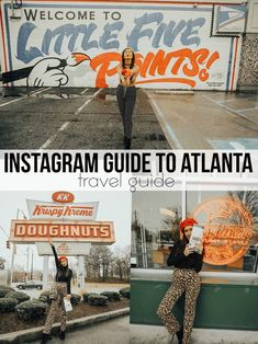 36 Hours in Atlanta, Georgia: the ultimate travel guide to the ATL: where to stay, what to do, instaworthy locations Weekend In Atlanta, Visit Atlanta, Atlanta Travel, Atlanta Activities, Georgia Usa, Georgia Girls, Savannah Georgia, Usa Tumblr, Roadtrip