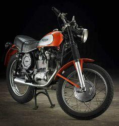 DUCATI 350 Scrambler (1972 - 1975)