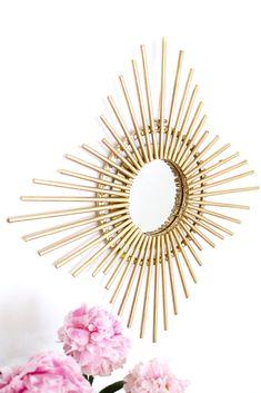 Tuto : construisez l'incontournable miroir soleil ! - Des idées
