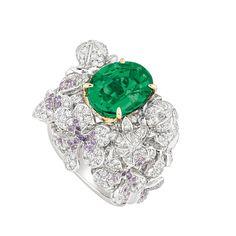 "Dior jewellery : the ""Précieuses"""