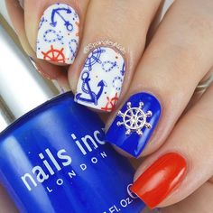 Love these nautical water decals 💦 from @nicolediary2016 - Full length video…