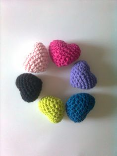 Amigurumis en un Click: Patrones - Knit Crochet, Crochet Necklace, Crochet Patterns, Textiles, Valentines, Diy Crafts, Deco, Sewing, Knitting