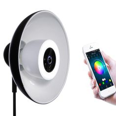 APP Music Light Bulb controlled by your Smartphone.