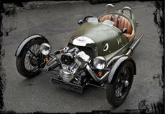 Morgan 3 Wheeler Can you join us at SUPERCAR WEEK 2013 http://supercarweek.com/videos