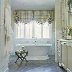 Bubble-Jet Bathtub that will take me away from a stressful day to dream land in My Better Homes and Gardens Dream Home
