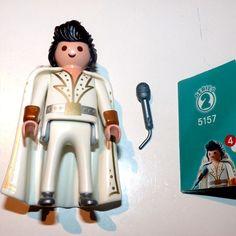 Serie 2: Elvis Presley - Playmoclicks Precio: 9,95 € Consíguelo en: http://www.playmoclicks.com/es/figuras-sueltas/1450-serie-2-elvis-presley.html