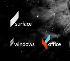 The NextMicrosoft - an experiment in rebranding Microsoft by Andrew Kim