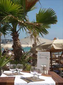 BIJOUPLAGE - privat beach JUAN LES PINS