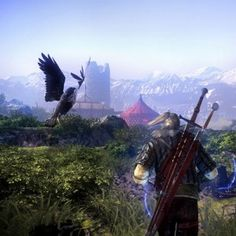 Hands on with the Xbox 360 version of The Witcher 2