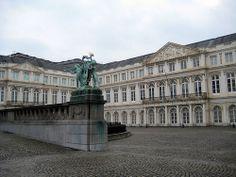 Paleis van Karel van Lotharingen, Brussel