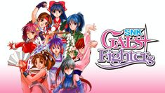 SNK Gals' Fighters coming April Samurai Shodown NeoGeo collection planned - Nintendo Switch News - NintendoReporters Neo Geo, King Of Fighters, Videogames, Nintendo Switch News, Samurai, Miss X, Monster Games, Beat Em Up, Xenoblade Chronicles