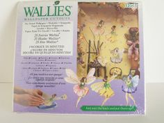 Fairies Faeries Wallies Wallpaper Cutouts Wall Paper 25 New Package