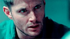 """[GIF] """"Please, for once, just be honest. You didn't save me for me. No Sam--Dean saved you because it was THE RIGHT THING TO DO! Pinning for the comments. Sam And Dean Winchester, Sam Dean, Cold Gif, Wanting To Be Alone, Supernatural Fans, Perfect World, Super Natural, Misha Collins, The Cw"""