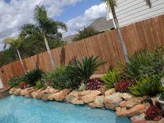 Best 25 Landscaping Around Pool Ideas On Pinterest