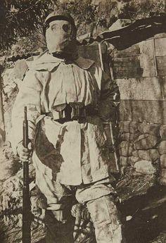 Italian soldier, WW1