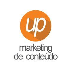 Logo - Up Marketing de Conteúdo