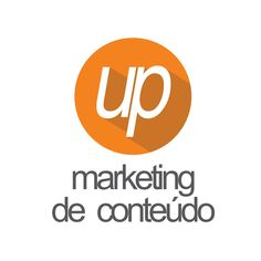 Logo - Up Marketing de Conteúdo