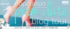 Stuck In Books: Operation Prom Date by Cindi Madsen ~ Blog Tour & Excerpt
