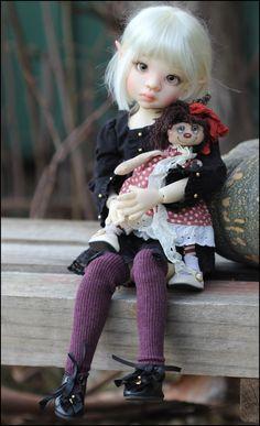 JpopDolls.net ™ :: Dolls :: Kaye Wiggs Dolls :: Talyssa :: Talyssa Elf in Fair Skin Tone (PREORDER)