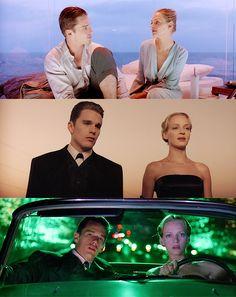 Vincent Freeman (Ethan Hawk) & Irene Cassini (Uma Thurman) - Gattaca (1997)