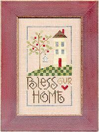 Bless Our Home - Lizzie Kate