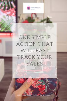 One simple action that will fast track your sales - Indie Beauty Delivers Social Media Marketing Business, Business Entrepreneur, Business Tips, Top Entrepreneurs, Mentor Program, Social Share Buttons, Power Of Social Media, Beauty First, Business Inspiration