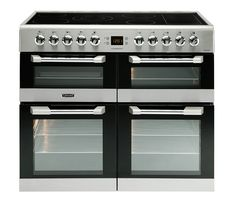 Leisure Cuisinemaster Electric Range cooker Stainless Steel CS100C510X 100cm