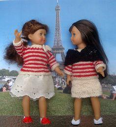Ravelry: Seeing Paris pattern by Hazel Rose Spencer