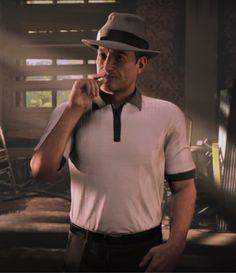 Vito Scaletta Mafia III #PC #PlayStation4 #PS4 #XboxOne #MAFIA #MAFIA3 #MAFIAIII #Sandbox #VitoScaletta  #CosaNostra