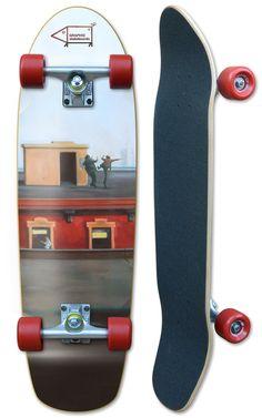 Cruiser Graphic Skateboards