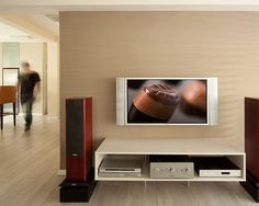 Wall Mount Tv Ideas Design, Pictures, Remodel, Decor and Ideas - page 3