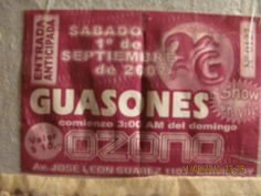 Guasones - Chivilcoy