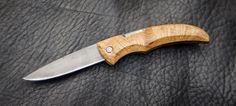Zavírací nože / Folding knives :: Umělecký kovář a nožíř Jan Šerák