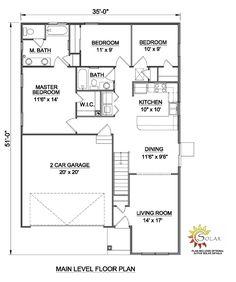 Image result for 150 square meters bungalow floor plan | floor ...