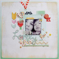 Choose2B's Gallery: Hello Lovely *American Crafts*
