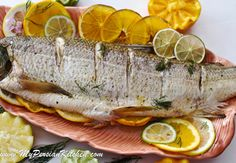 Last year I posted a super easy, yet delicious, recipe for Pan Fried White Fish which can be made for Norouz. This year I am featuring my staple recipe ... Read More