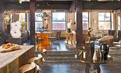 Kelly Wearstler Interiors Jay Street Residence