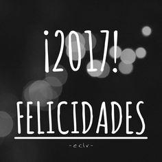 Elegí lo que querés ser este nuevo año, y comenzá a serlo.  #Frases #2017 #AñoNuevo