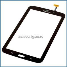 Touchscreen Samsung Galaxy Tab 3 T211 Negru Samsung Galaxy, Letters, Letter, Lettering, Calligraphy