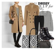 """""""Returning to NYC after George's christening"""" by ivanoe ❤ liked on Polyvore featuring Gucci, Chinti and Parker, Yves Saint Laurent, Brahmin, Miu Miu and Givenchy"""