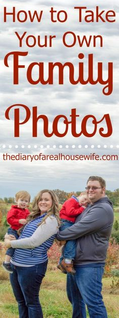 Take your own family pictures this fall! Tips on how I take my own plus what you have to have! #MyPureRelief #ad