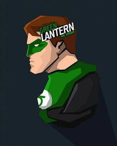 Fan art of the 'Green Lantern: Hal Jordan' Green Lantern Hal Jordan, Green Lantern Corps, Arte Dc Comics, Marvel Comics, Marvel Avengers, Comic Face, Hq Dc, Dc Comics Characters, Marvel Wallpaper