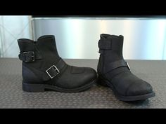 For women who are cruiser riders Speed and Strength has created the Women's American Beauty Boots just for you. Classic leather styling never gets old and wi...